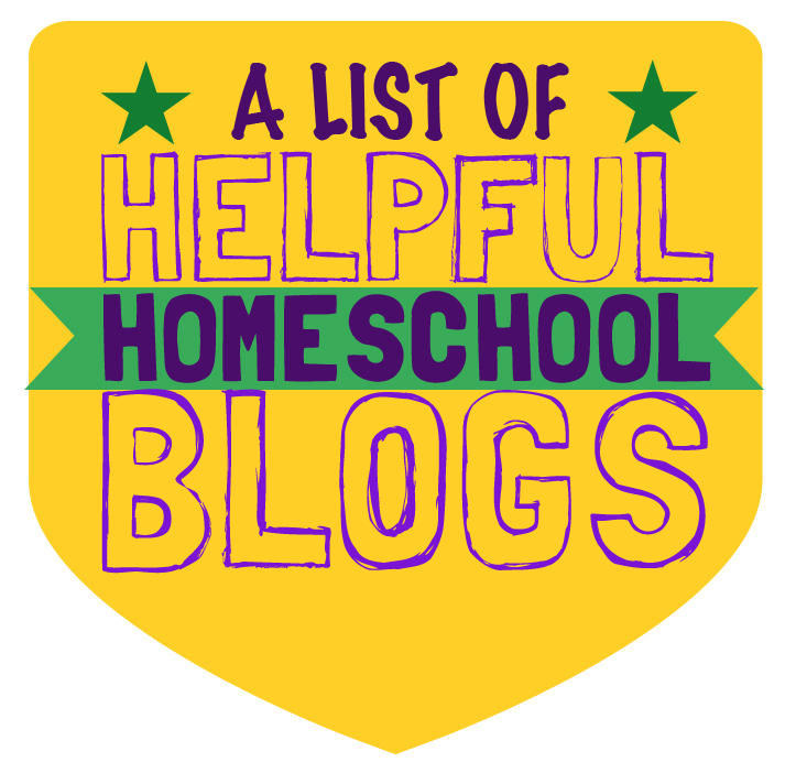 Helpful Homeschool Blogs