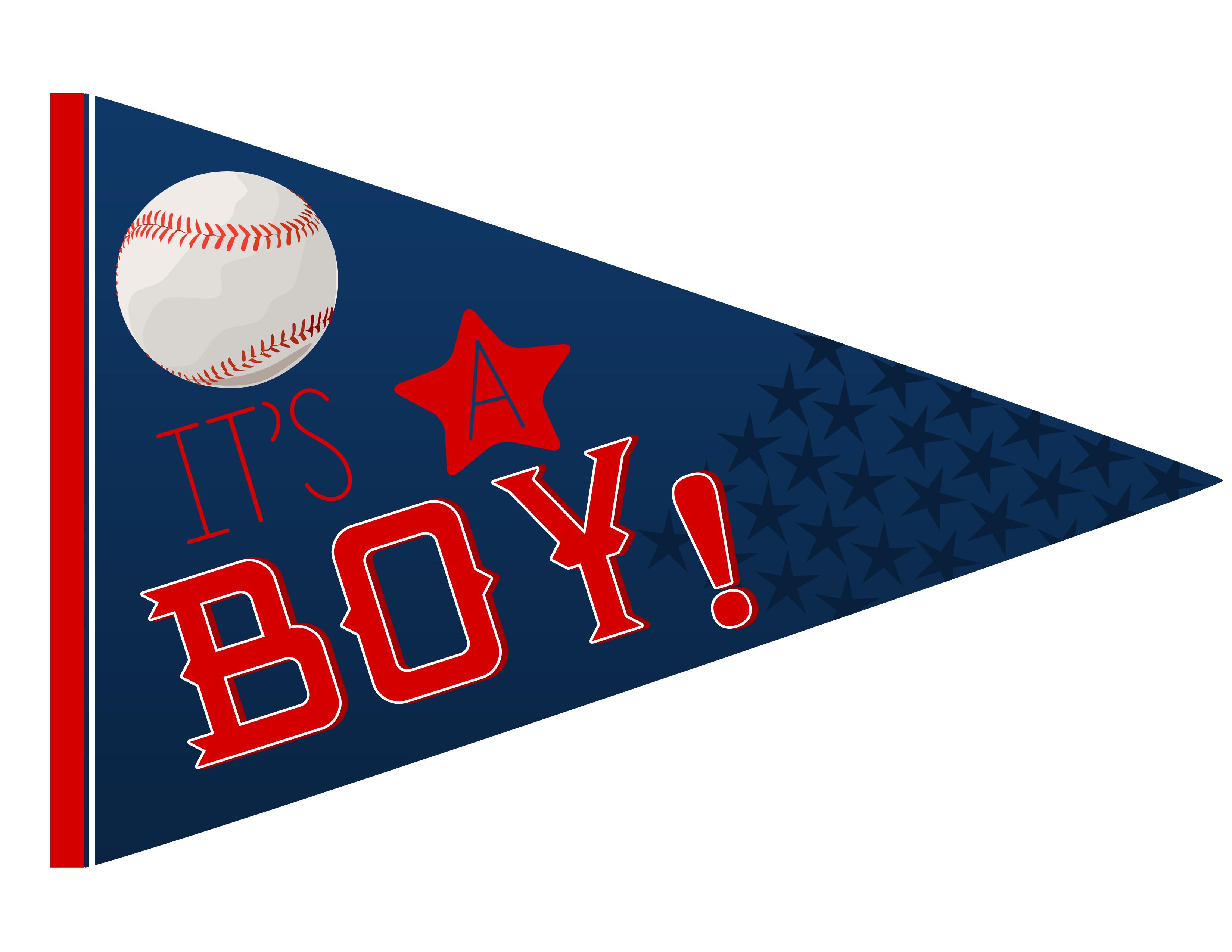Baseball Themed Baby Shower Kit – FREE | Mama Walker