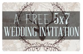 Free Wedding Invitation!