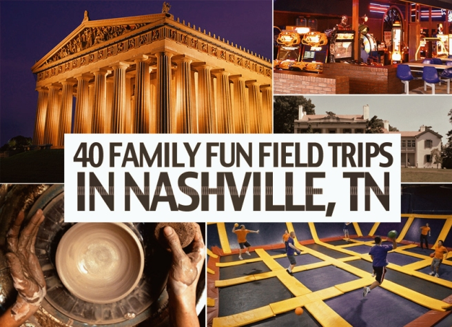 I Decided To Compose A List Of Fun Places The Kids And Like Go Or Want For Field Trips Family Days In Nashville Area